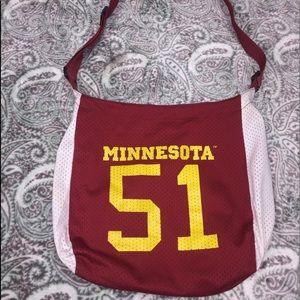 Minnesota Golden Gophers Bag